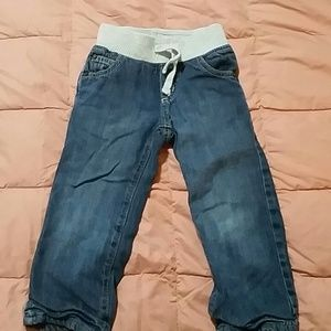 Crazy 8 toddler jeans